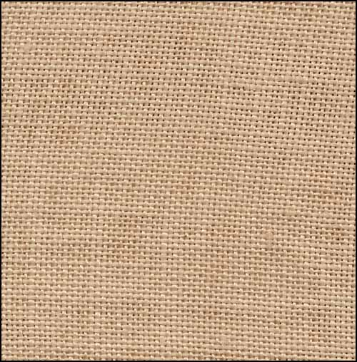 click here to view larger image of Espresso 32ct Hand Dyed Linen (R and R Reproduction Linens)