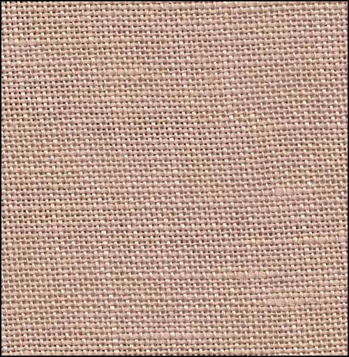 click here to view larger image of Irish Creme 32ct Hand Dyed Linen (R and R Reproduction Linens)