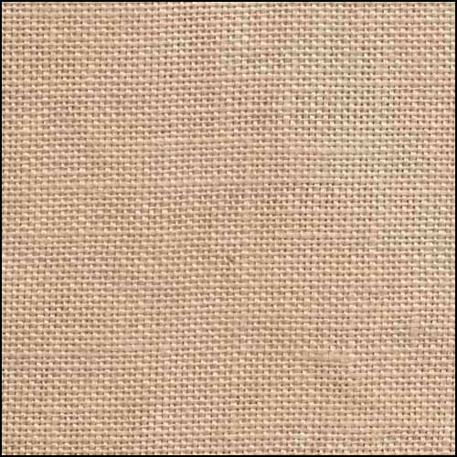 click here to view larger image of Espresso 36ct Hand Dyed Linen (R and R Reproduction Linens)