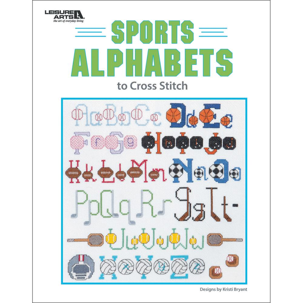 click here to view larger image of Sports Alphabets (book)