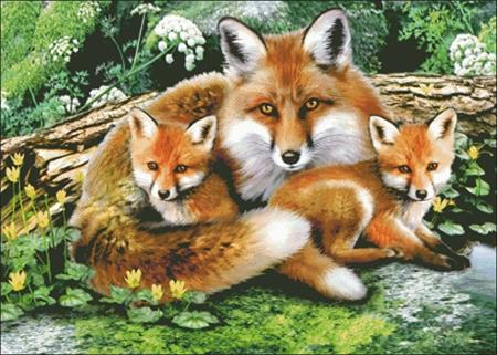 click here to view larger image of Foxes (chart)