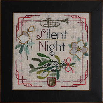 click here to view larger image of Christmas Carol - Silent Night (chart)