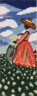 click here to view larger image of Field Hand (counted cross stitch kit)