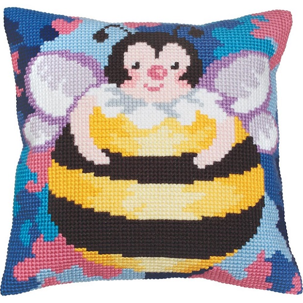 click here to view larger image of Boule De Miel (Honey Ball) (needlepoint)