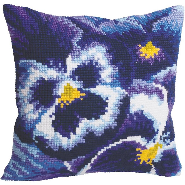 click here to view larger image of Hiver (Winter) (needlepoint)