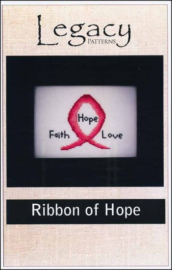 click here to view larger image of Ribbon Of Hope (chart)