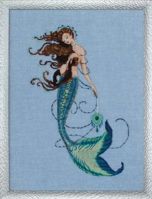 Renaissance Mermaid - click here for more details about chart