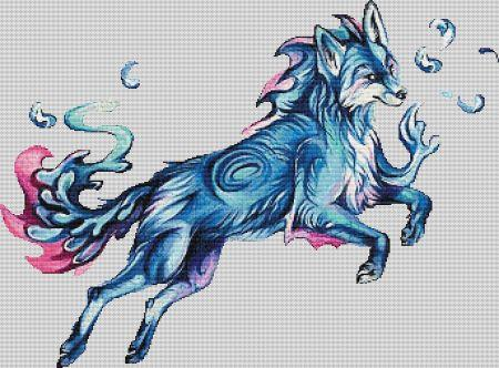 click here to view larger image of Water Fox (chart)
