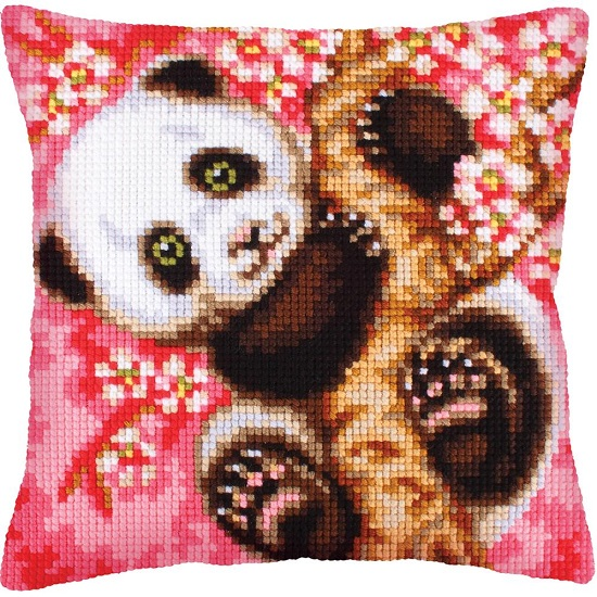 click here to view larger image of Hooray!  Its Spring (needlepoint)