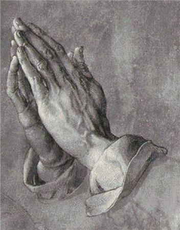 click here to view larger image of Praying Hands, The (chart)