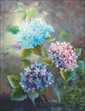 click here to view larger image of Hydrangea (chart)