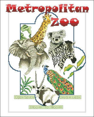 click here to view larger image of Metropolitan Zoo (chart)