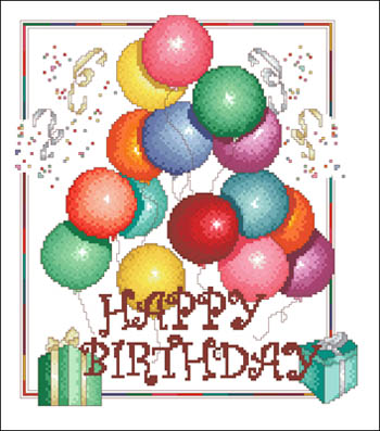 click here to view larger image of You Say Its Your Birthday (chart)