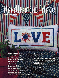 click here to view larger image of Needlepoint Now July/August 2017 (magazines)