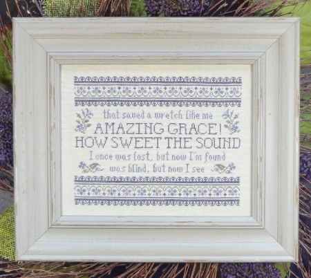 Amazing Grace - How Sweet The Sound - click here for more details about chart