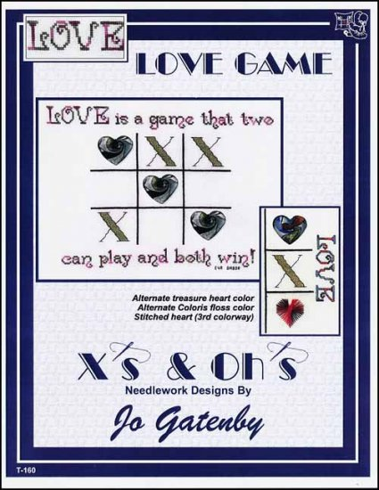 Love Game - click here for more details about chart