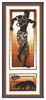 click here to view larger image of Dance of Power (counted cross stitch kit)
