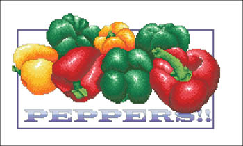 click here to view larger image of Peppers (chart)
