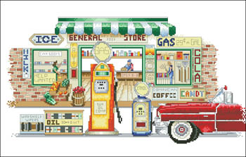 click here to view larger image of General Store (None Selected)