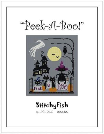 click here to view larger image of Peek-A-Boo! (chart)