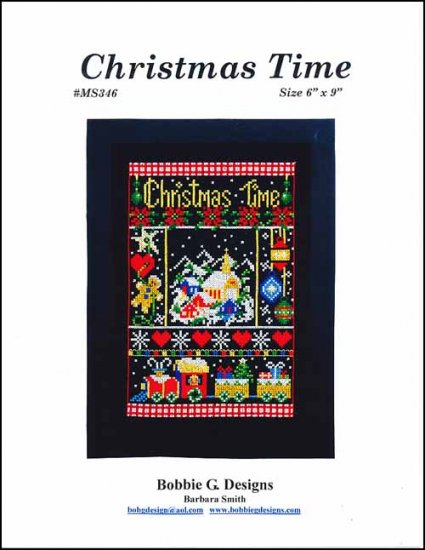 click here to view larger image of Christmas Time (chart)
