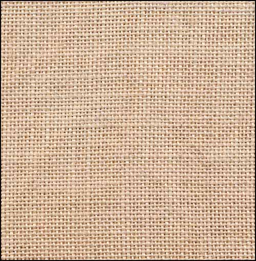 click here to view larger image of Ligonier Latte 40ct Hand Dyed Newcastle (R and R Reproduction Linens)