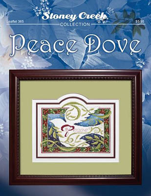 click here to view larger image of Peace and Dove (chart)