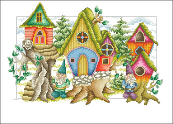 click here to view larger image of Gnome Home (chart)