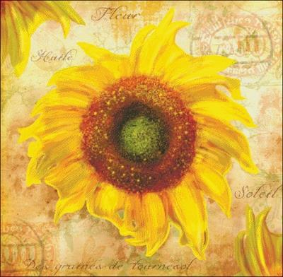 click here to view larger image of Tuscan Sunflower (chart)
