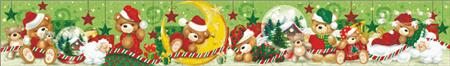 click here to view larger image of Christmas Bears (chart)