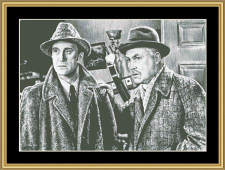 click here to view larger image of Sherlock and Watson II (chart)