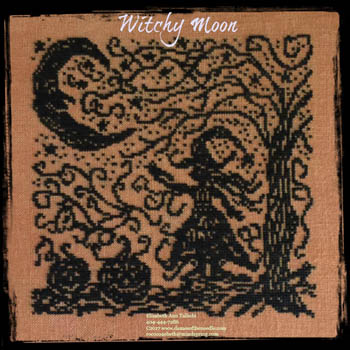 click here to view larger image of Witchy Moon (chart)