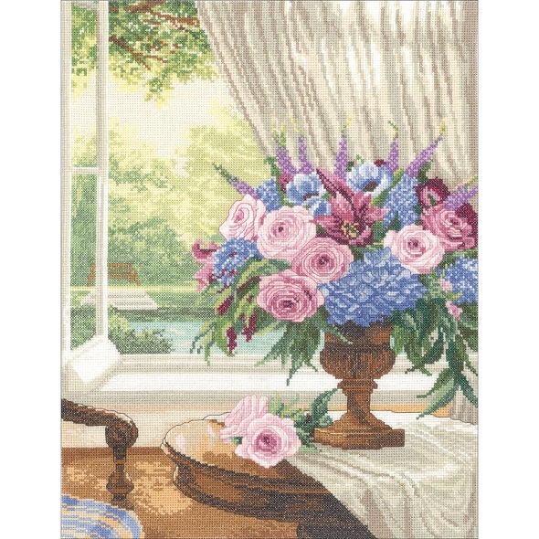 click here to view larger image of Estate II (counted cross stitch kit)