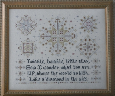 Twinkle Twinkle - click here for more details about chart