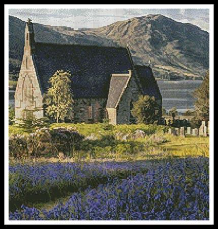 click here to view larger image of St Johns - Ballachulish (Cropped) (chart)