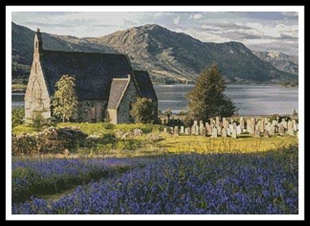 click here to view larger image of St Johns - Ballachulish (chart)