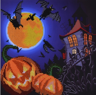 click here to view larger image of Haunt Me (Diamond Embroidery)