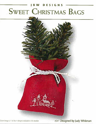 click here to view larger image of Sweet Christmas Bags (chart)
