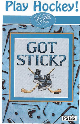click here to view larger image of Play Hockey - Got Stick (chart)