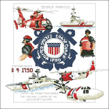 click here to view larger image of Coast Guard (chart)