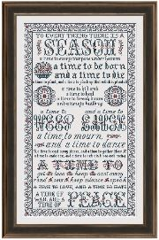 To Everything There Is A Season - click here for more details about chart