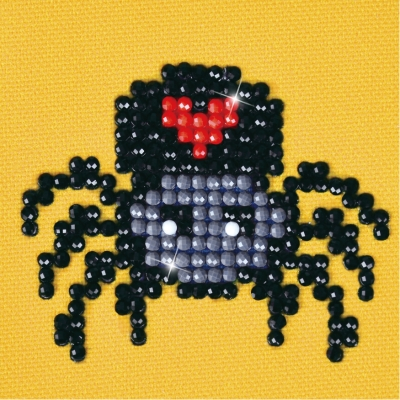 click here to view larger image of Itsy Bitsy (Diamond Embroidery)