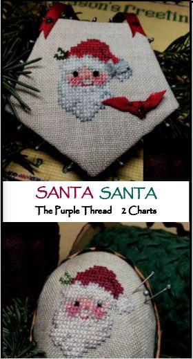 click here to view larger image of Santa Santa (chart)