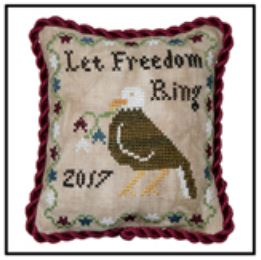 click here to view larger image of Let Freedom Ring (chart)
