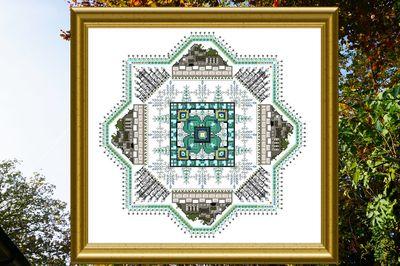 click here to view larger image of Filigree Mandala 1 (chart)