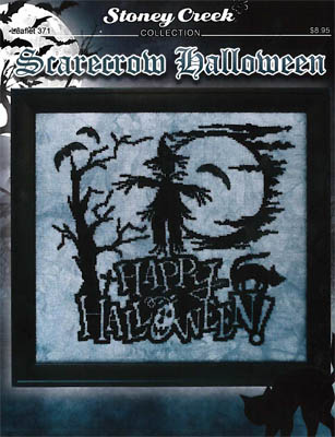 Scarecrow Halloween - click here for more details about chart
