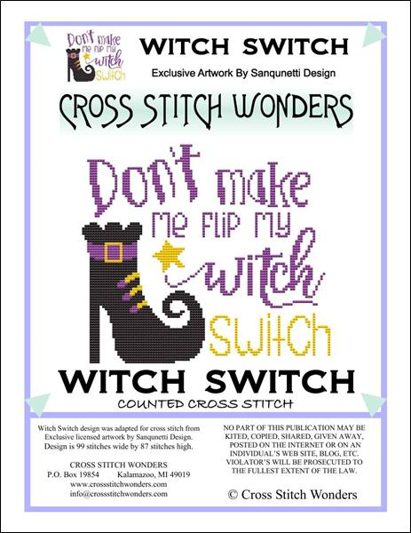 click here to view larger image of Witch Switch (chart)