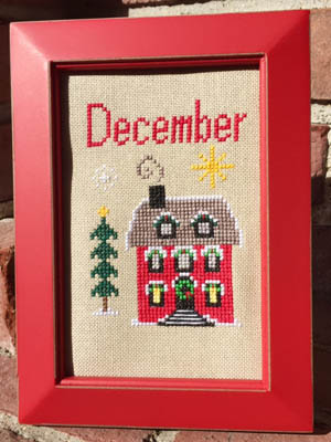 click here to view larger image of Bitty December (chart)