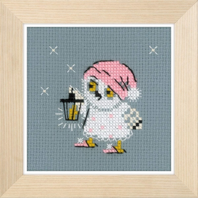click here to view larger image of Lantern (counted cross stitch kit)