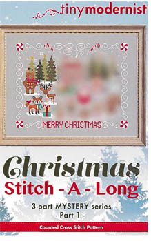 click here to view larger image of Christmas Stitch A Long - Part 1 (chart)